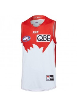 2020 Sydney Swans Men's Home Guernsey