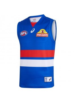 Western Bulldogs 2019 Mens Home Guernsey