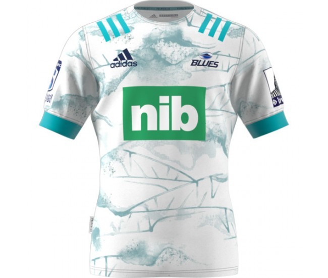 Blues Primeblue Super Rugby Away Jersey 2020