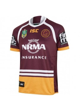 Brisbane Broncos 2018 Men's Home Jersey
