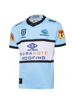 Cronulla-Sutherland Sharks 2020 Men's Home Jersey