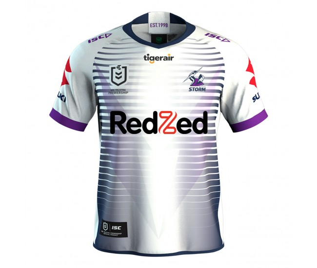 Melbourne Storm 2020 ISC Mens Away Jersey