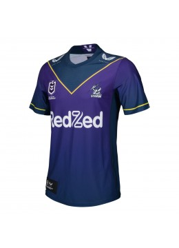 2021 Melbourne Storm Mens Home Jersey