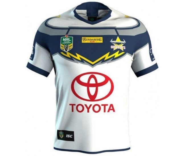 North Queensland Cowboys 2018 Men's Away Jersey
