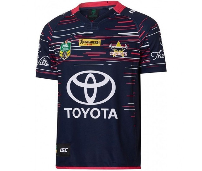 North Queensland Cowboys 2017 Adults Men's In League Jersey