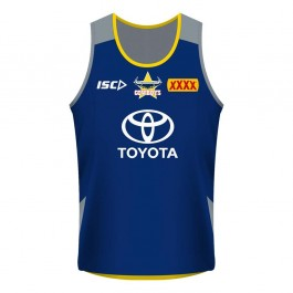 North Queensland Cowboys 2018 Men's Training Singlet