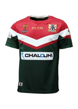 Cedars MEN'S 2017 World Cup Rugby Jersey