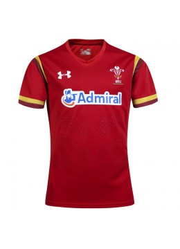 WALES 2017 MEN'S WRU HOME JERSEY