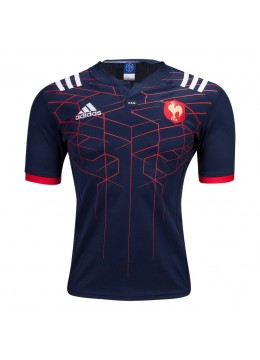 FRANCE 16/17 MEN'S HOME RUGBY JERSEY