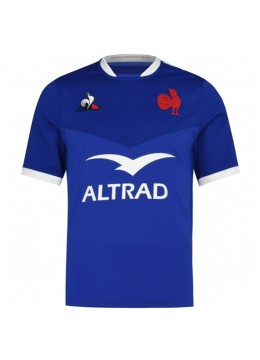 2020 France Rugby Home Jersey