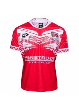 Tonga Rugby League Jersey 2019