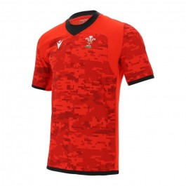 2021 Welsh Rugby Training Jersey
