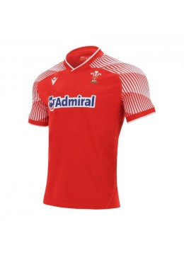 2021 Welsh Rugby Pathway Home Jersey