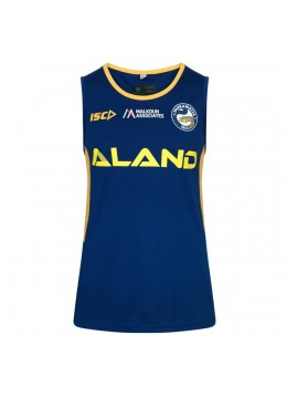 Parramatta Eels 2019 Men's Training Singlet