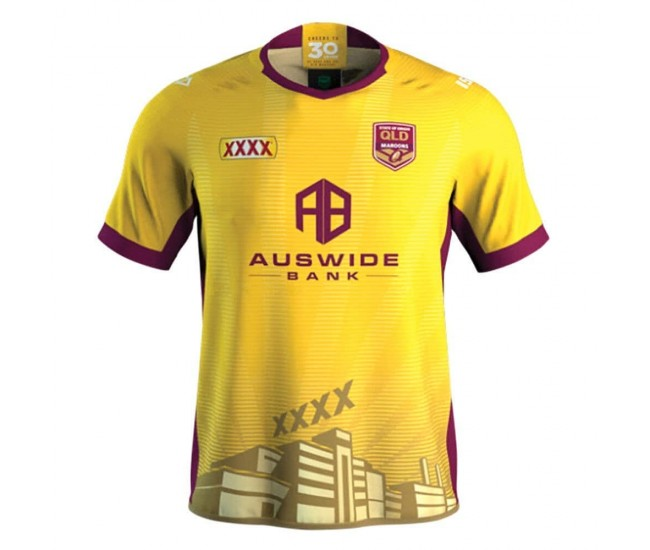 QLD Maroons 2020 Men's Training Jersey