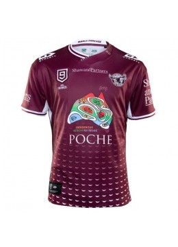 Manly Warringah Sea Eagles 2020 Men's Nines Jersey