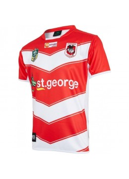 St. George Illawarra Dragons 2018 Men's Away Jersey
