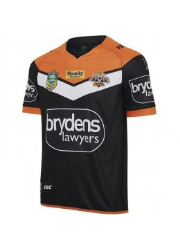 Wests Tigers 2017 Men's Home Jersey