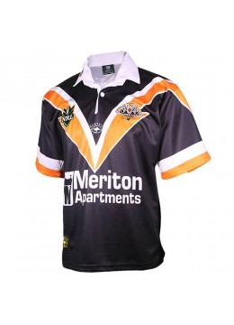 2000 Wests Tigers Retro Heritage Jersey