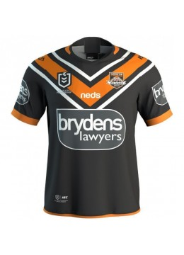 Wests Tigers 2019 Men's Home Jersey